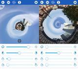 画像2: 読み込んで直感で操作するだけで360°写真が完成!