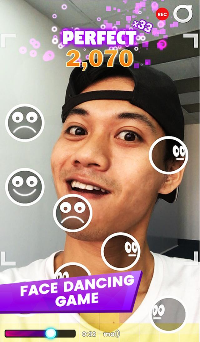 画像: FaceDance Challenge! - Google Play の Android アプリ