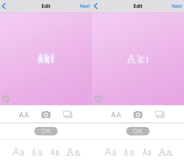 画像3: 文字を決めるだけで簡単ネオンを写真にプラス!