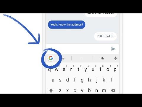 画像: Gboard - Google キーボード - Google Play の Android アプリ
