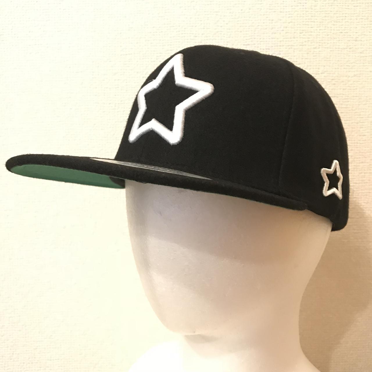 画像: mobstar wool cap black / ¥7,560
