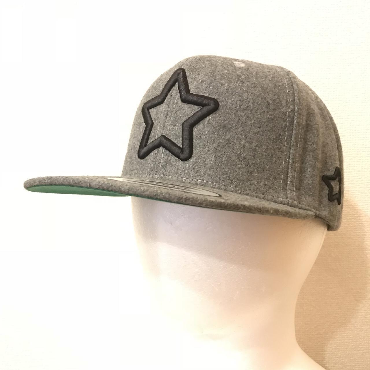 画像: mobstar wool cap grey / ¥ 7,560