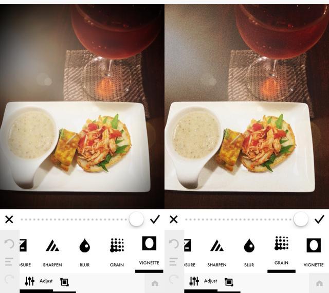 画像: 角落ちやザラザラ加工もこのアプリでできちゃうんです!