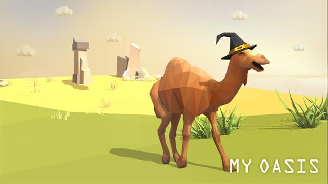 画像: マイオアシス - 癒しの空島を育てましょう - Google Play の Android アプリ
