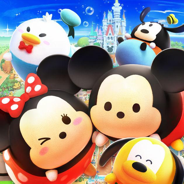 画像: ディズニー ツムツムランドを App Store で