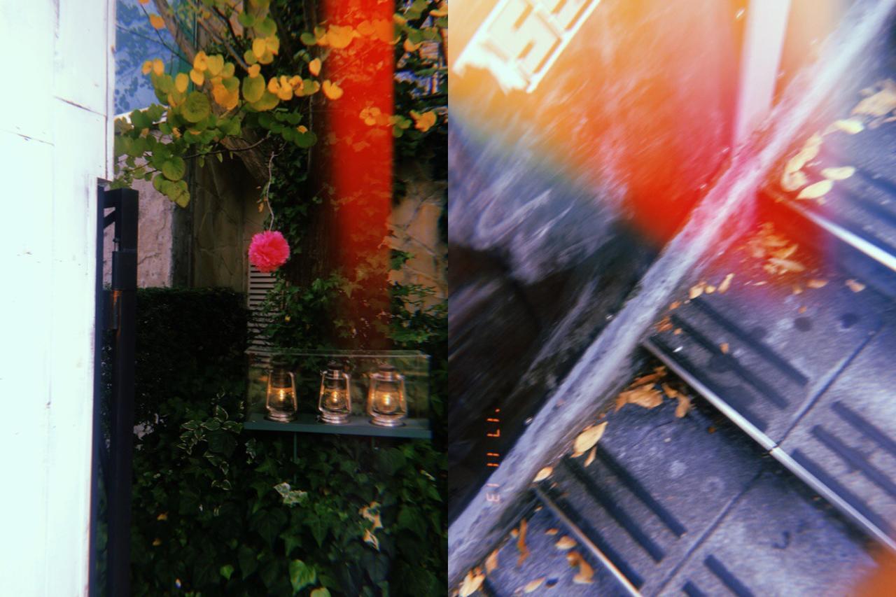 画像2: 予想外の光が入ったり色がレトロだったりと撮るだけでレトロ感の再現度高め!