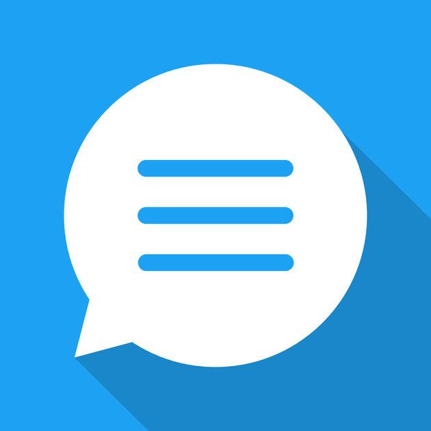 画像: SNS風呟きメモ-TwiMemoを App Store で