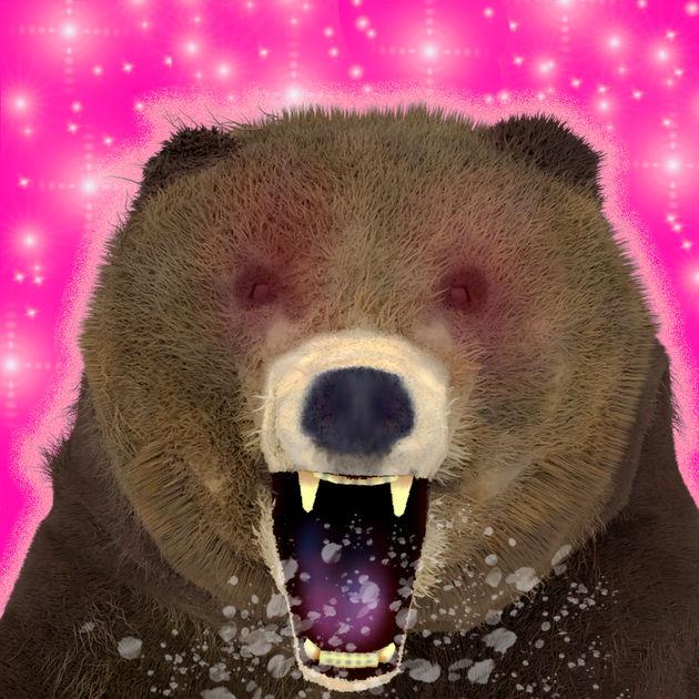 画像: くまといっしょ - 恐怖のクマ育成ゲームを App Store で
