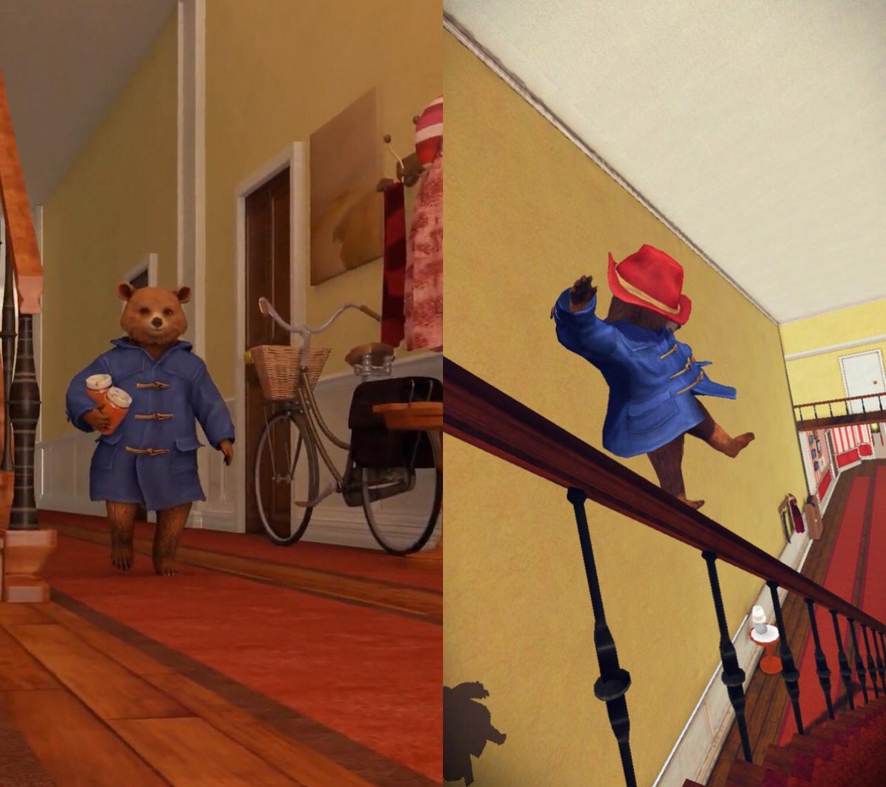 画像: CGが綺麗で動きが滑らか!もふもふ感もリアルです。
