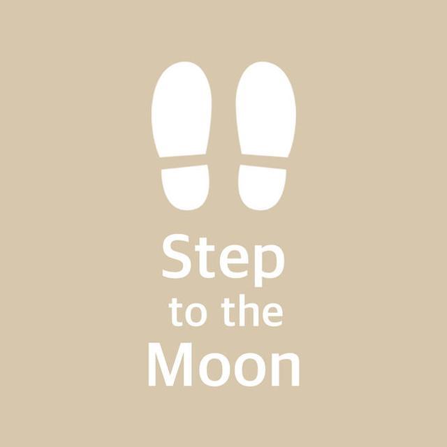 画像: 「step to the moon」をApp Storeで