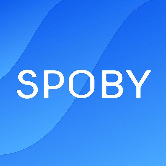 画像: 「SPOBY」をApp Storeで