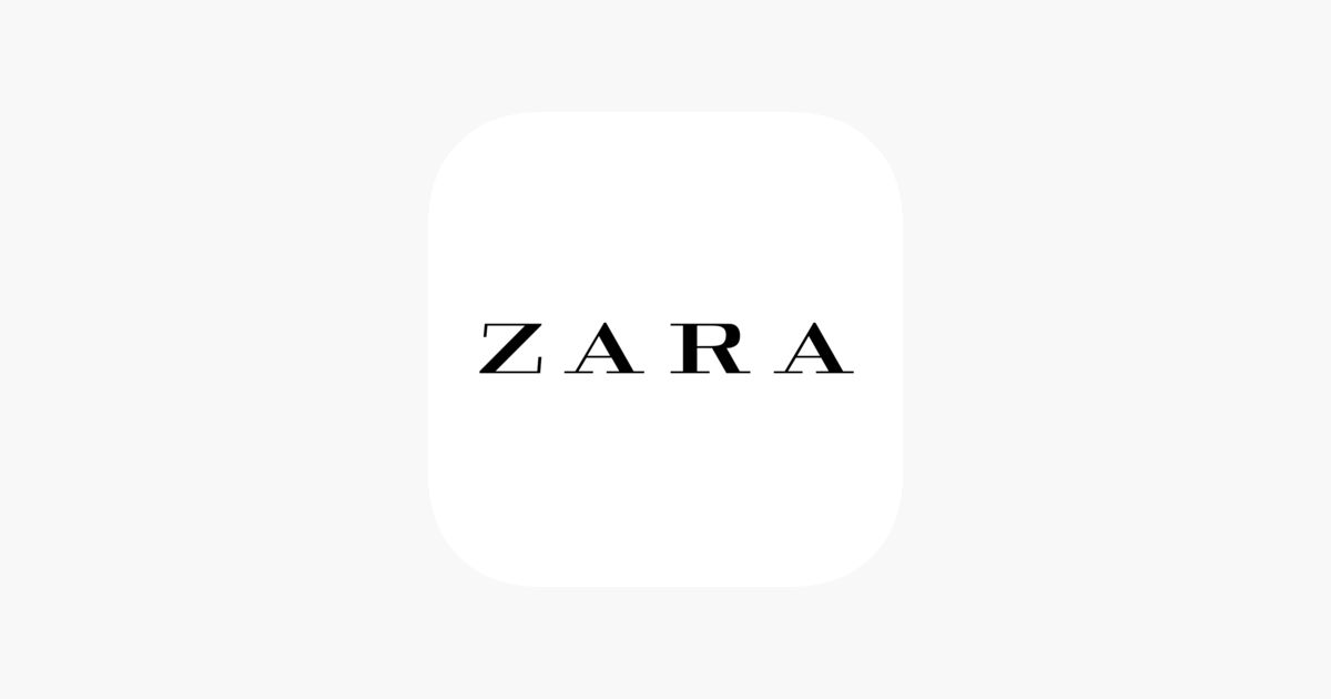 画像: 「ZARA」をApp Storeで