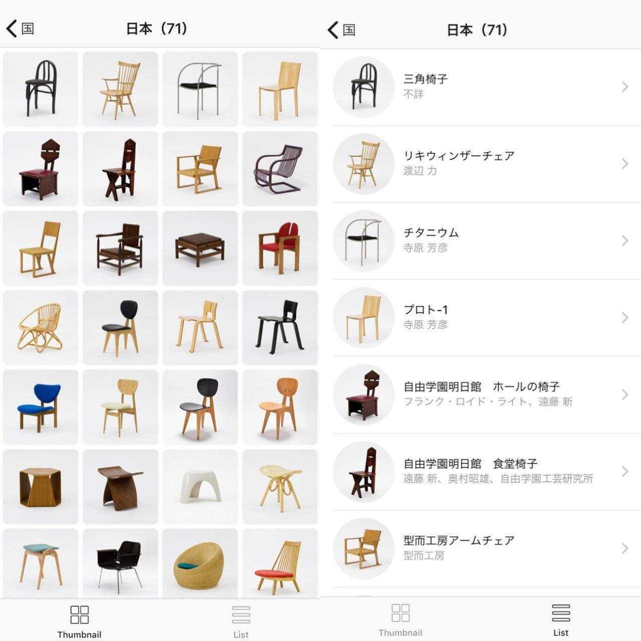 画像2: 世界中色々な場所で作られている椅子。時代も素材も様々で面白い。