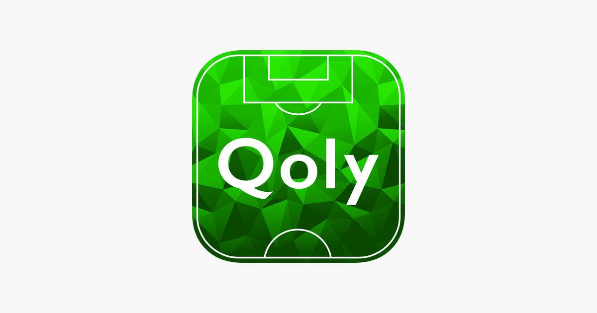 画像: 「【3,000万人が選んだ】サッカーニュースアプリ/Qoly」をApp Storeで