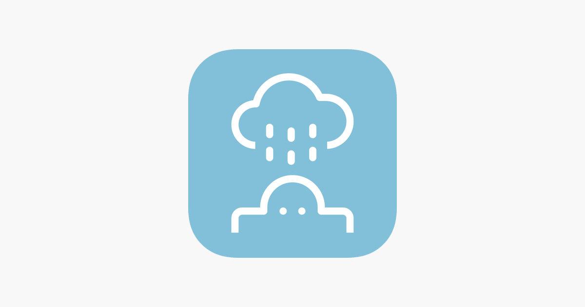 画像: 「rainy」をApp Storeで
