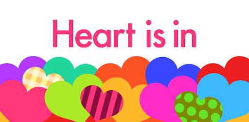 画像: Heart is in - Apps on Google Play