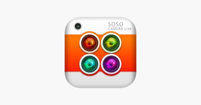 画像: 「ソソカメラLite(マルチ連写カメラ)」をApp Storeで