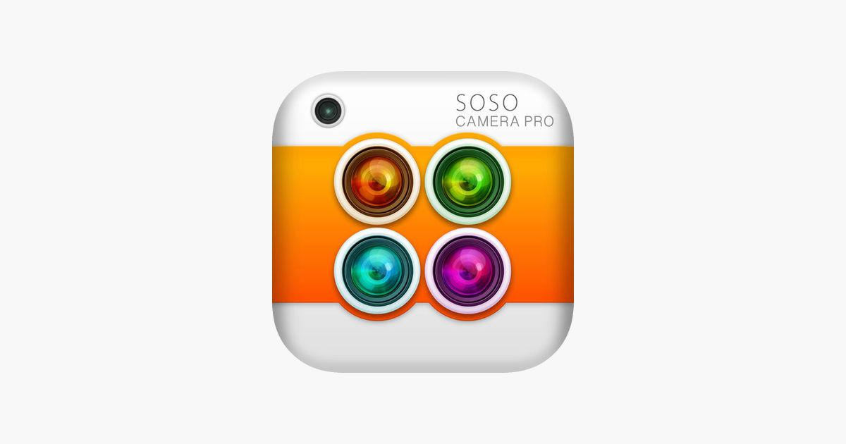 画像: 「ソソカメラ(マルチ連写カメラ)」をApp Storeで