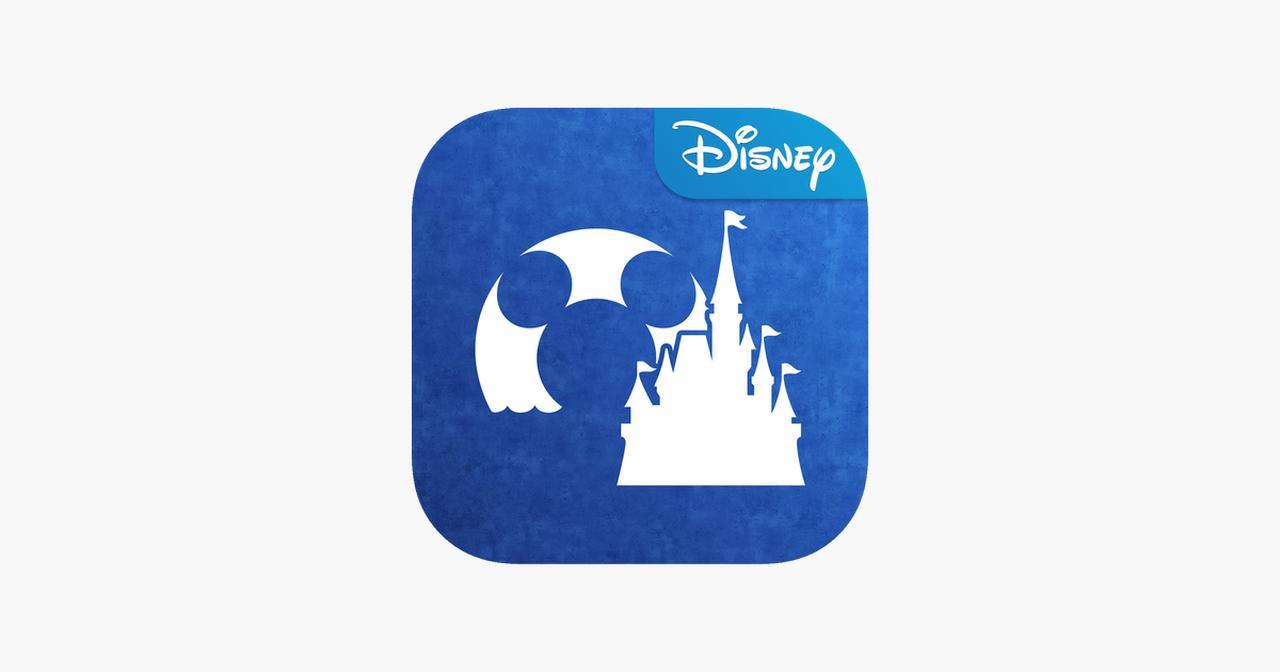 画像: Tokyo Disney Resort App