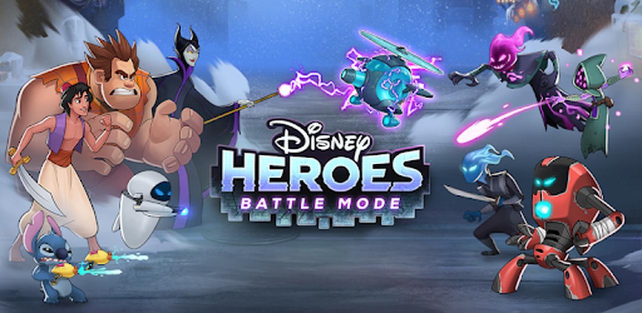 画像: Disney Heroes: Battle Mode - Google Play のアプリ