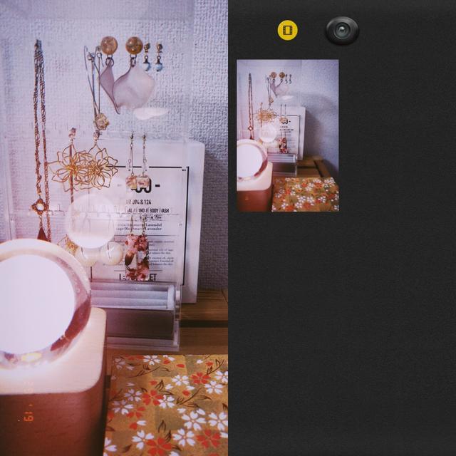 画像3: レトロなカメラがたくさん!無料で追加できるものもあります。