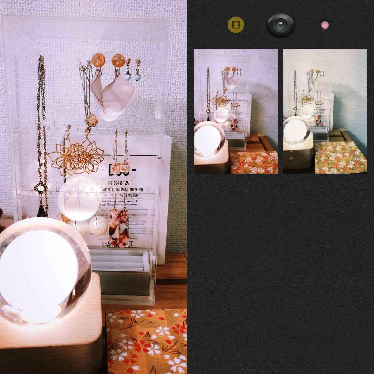 画像6: レトロなカメラがたくさん!無料で追加できるものもあります。