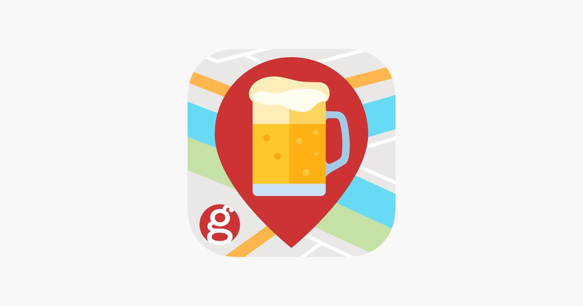 画像: gooっと一杯 / ビール銘柄や価格でお店を検索できるアプリ