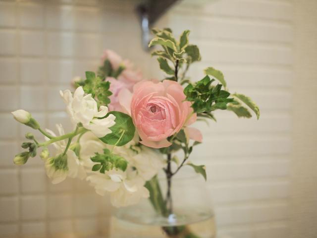 画像3: お花が届いた!不在でも受け取ることができるポスト投函可能なサイズ。