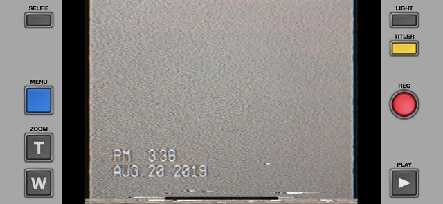 画像1: 今日撮ったはずなのに平成を飛び越え昭和レトロな雰囲気のムービーに?!