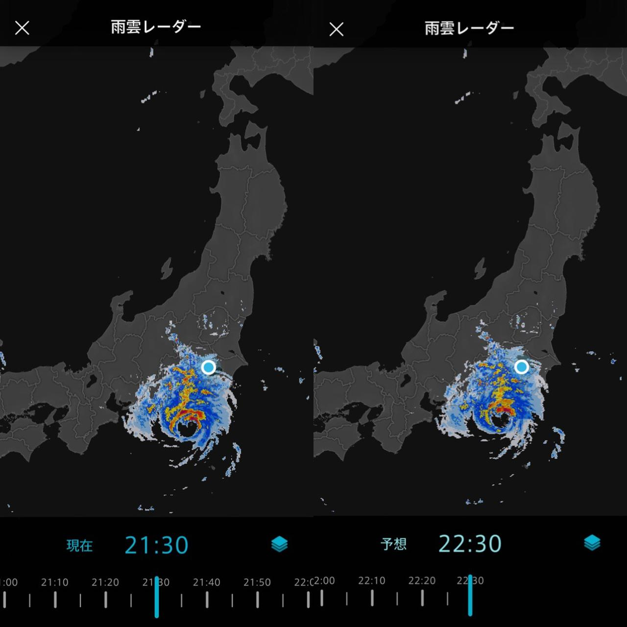 画像5: 今いる場所の状況はこのアプリで。通知を危険度で送り分けてくれる便利アプリ。