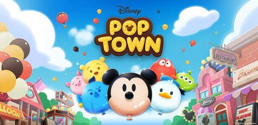 画像: ディズニー ポップタウン - Google Play のアプリ