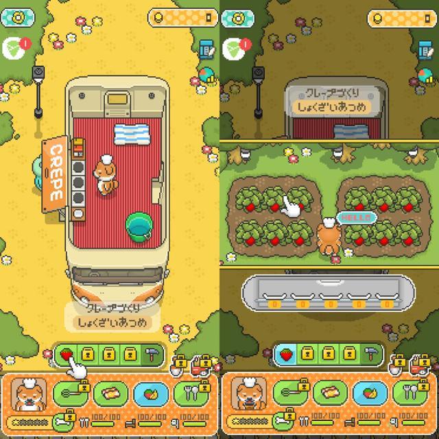 画像3: ビラ配り→果物集め→クレープ作って売る、が基本の流れ。
