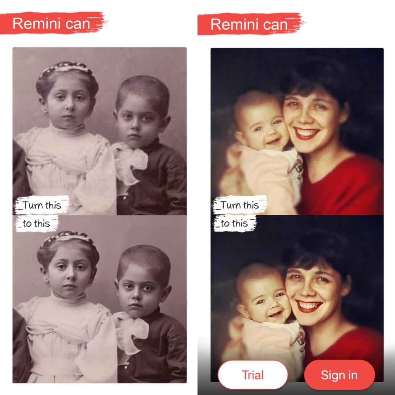 画像: 粗い画質の写真をなめらかに。まずはTrialでお試しを。