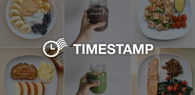 画像: タイムスタンプカメラ - 写真に日付と日時が記載されるフィルター - Google Play のアプリ