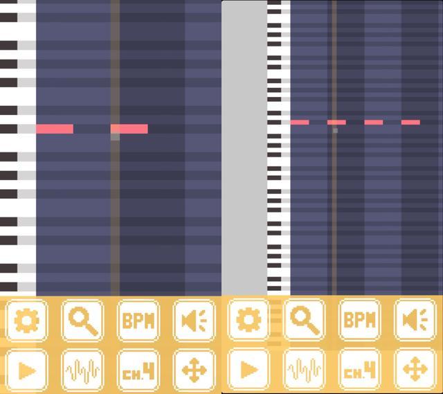 画像1: 音符とかよくわかんない感じでテキトーにメロディ作るとどうなるのか?