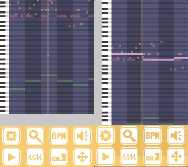 画像2: 音符とかよくわかんない感じでテキトーにメロディ作るとどうなるのか?