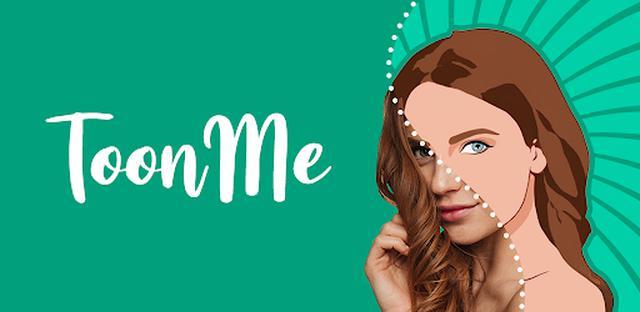 画像: ToonMe - TOONME.COM Cartoon yourself photo editor - Google Play のアプリ