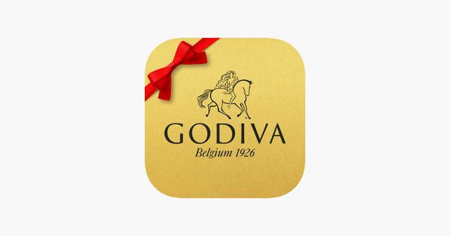 画像: ゴディバ(GODIVA)公式アプリ