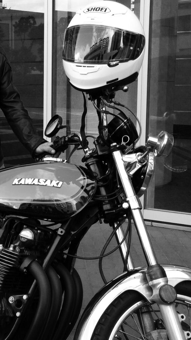 画像: ヘルメットも、Z