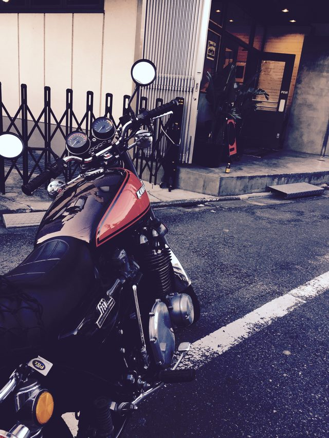 画像: Kawasaki 750RS ZII