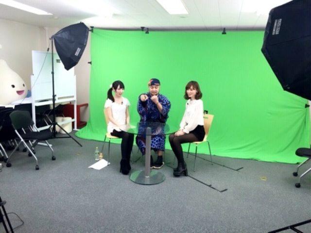 画像: カワコレTV収録♡