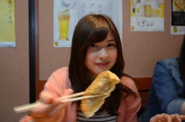 画像: 女子大生モデルの東都さん