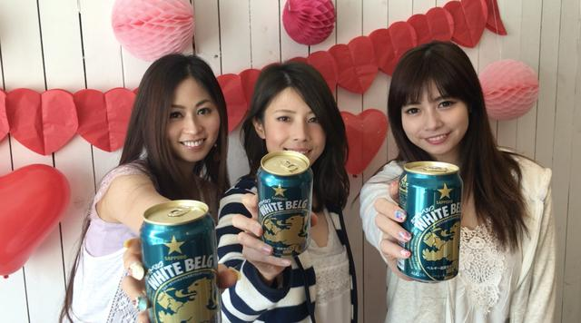 画像: サッポロビール様 joshiplus.jp