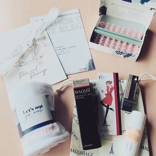画像: カワコレメディア 編集部に「My Little Box」のコスメセットが届きました!11月も充実のラインナップでした❤️ 早速、カワコレモデルの皆さんと使ってみました!  #カワコレ  #カワコレメディア  #mylittlebox  #コスメ   ... www.instagram.com
