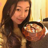 画像: きゃあ しごとおわりの激ウマひつまぶし〜〜(^。^) #ご馳走様でした #幸せだった #明日も頑張れる #akiba #なぜか今日化粧濃い #あれ www.instagram.com