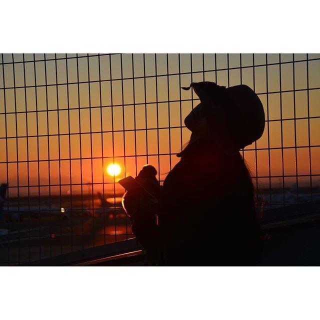 画像: #初日の出 #はるちゃん #2016年 #あけおめ #ことよろ ꒰ *´З` ꒱〜ෆ⃛ෆ⃛ೄ www.instagram.com