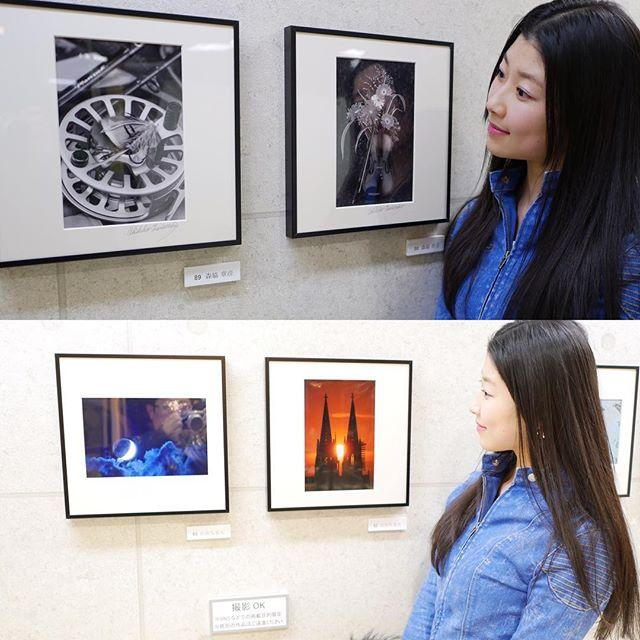 画像: 皆様こんにちは(^^) 昨日熊本地震被災者支援チャリティー写真展におじゃましてきました  わたしが眺めているのは、 いつもお世話になっている、 写真家 〔上〕森脇章彦先生の写真と、〔下〕山田久美夫先生の写真です。 やはり、すごく格好いい写真で、ずっ ... www.instagram.com