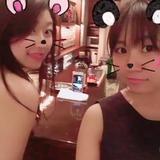 画像: #親友 と #bar だゅ… #ラブラブ 〜〜 ♡ #SHOWROOM も配信しちゃったー♡ベロベロ配信&レア配信♡  #love  関東住みの、猫好き募集中♡♡ マジでDMください! www.instagram.com