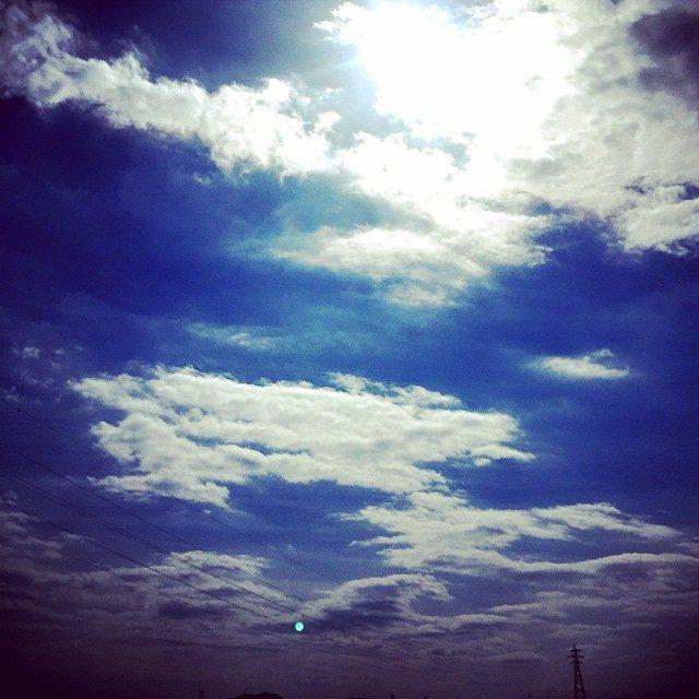 画像: #SKY #空 大好きな空♥ 自然が好き*  みんなは?