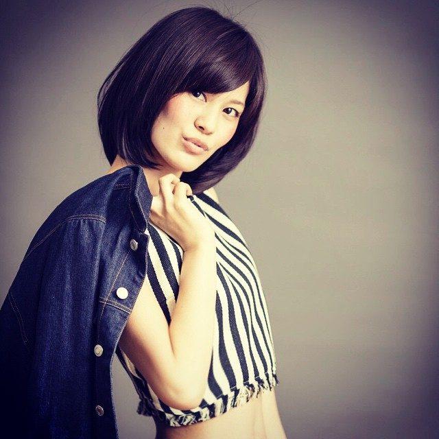 画像: #hannaozaki #尾崎ハンナ #self #denim #fashion #saron #saronmodel instagram.com